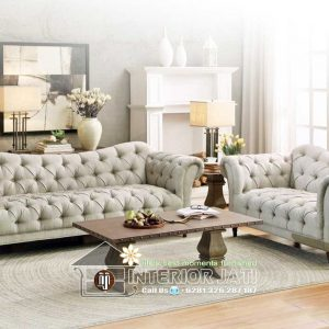 kursi sofa tamu luxury