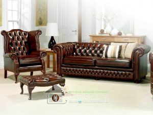 ruang tamu sofa chesterfield